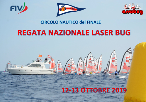Regata Laser BUG 2019